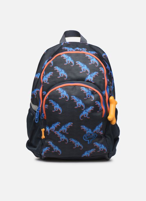 School bags Stones and Bones LINDEN Blue detailed view/ Pair view