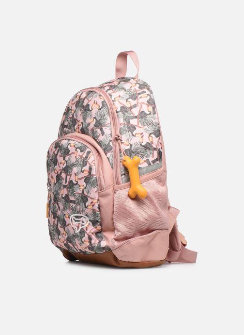 School bags Stones and Bones LINDEN Pink model view