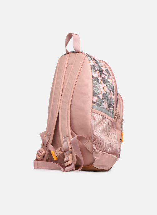 School bags Stones and Bones LINDEN Pink view from the right