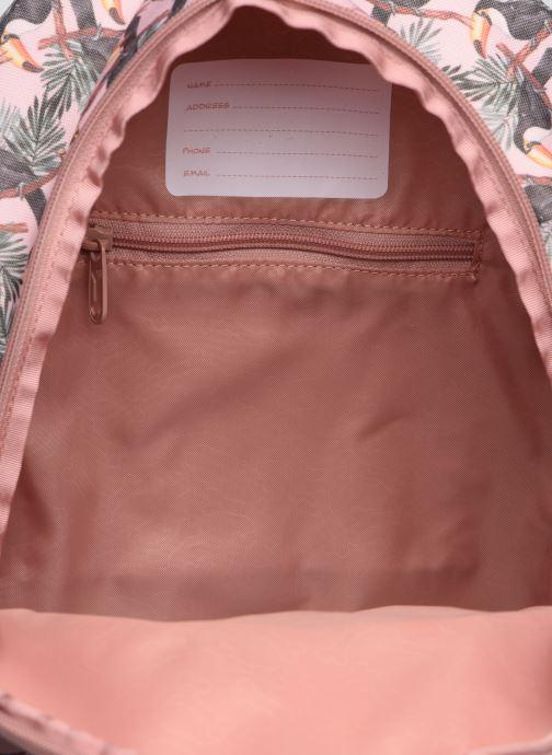 School bags Stones and Bones LINDEN Pink back view