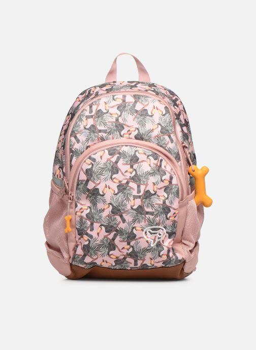 School bags Stones and Bones LINDEN Pink detailed view/ Pair view