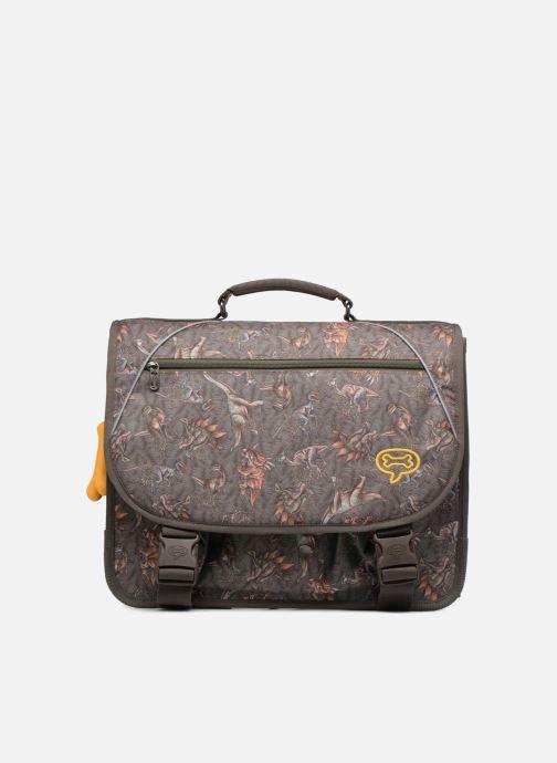 School bags Stones and Bones CEDAR 40,5cm Brown detailed view/ Pair view