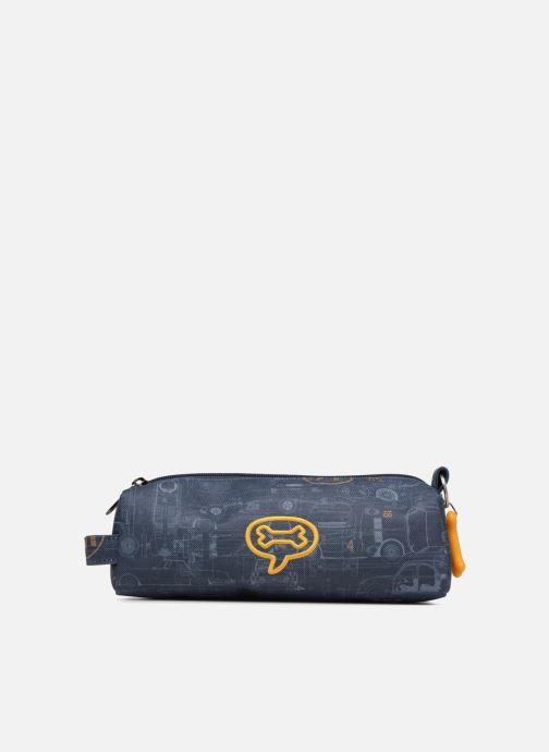 School bags Stones and Bones OREGON Blue detailed view/ Pair view