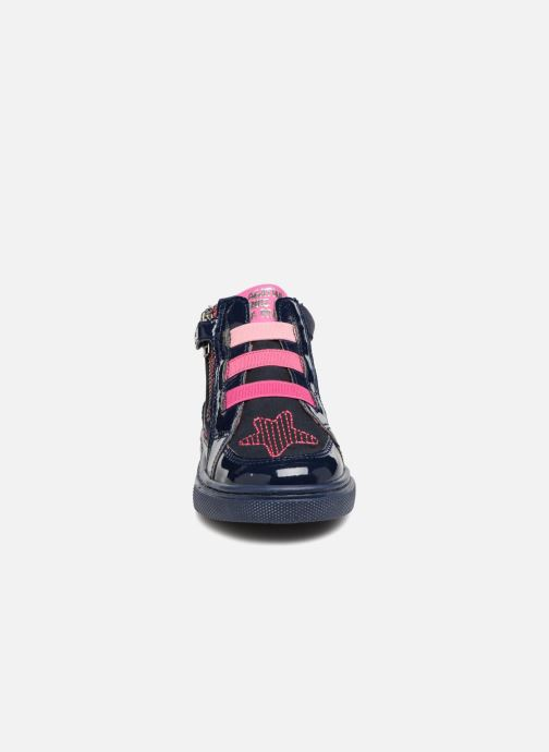 Trainers Agatha Ruiz de la Prada Walk stars Blue model view