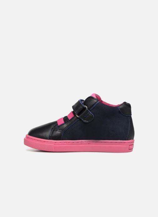 Sneakers Agatha Ruiz de la Prada Walk music Zwart voorkant