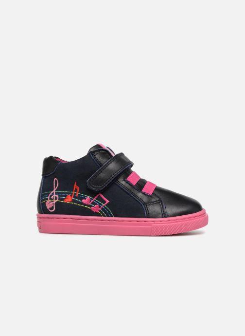 Sneakers Agatha Ruiz de la Prada Walk music Zwart achterkant