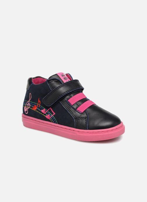 Sneakers Agatha Ruiz de la Prada Walk music Zwart detail