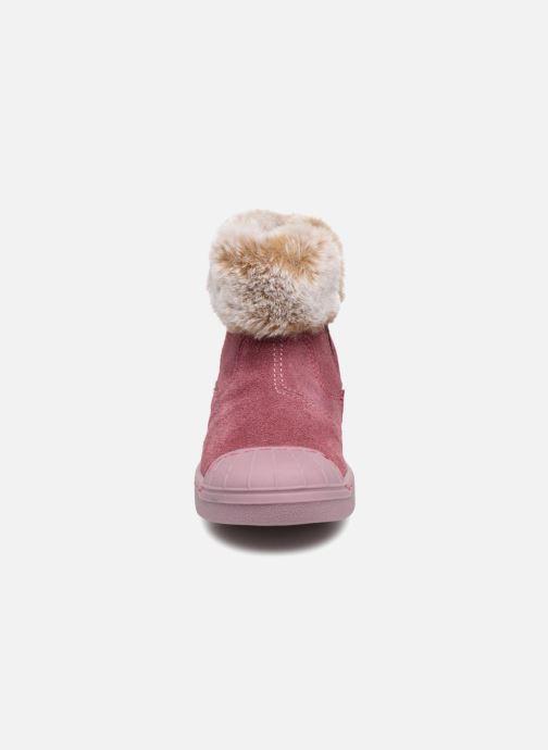 Ankle boots Agatha Ruiz de la Prada Supreme Pink model view