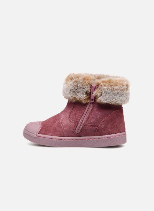 Ankle boots Agatha Ruiz de la Prada Supreme Pink front view