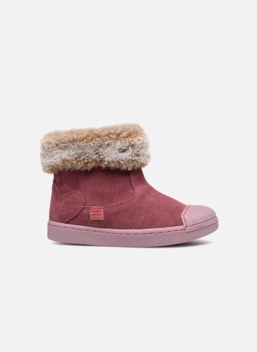 Ankle boots Agatha Ruiz de la Prada Supreme Pink back view