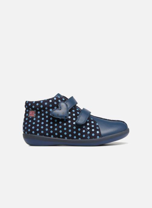 Baskets Agatha Ruiz de la Prada Butterfly S dots Bleu vue derrière