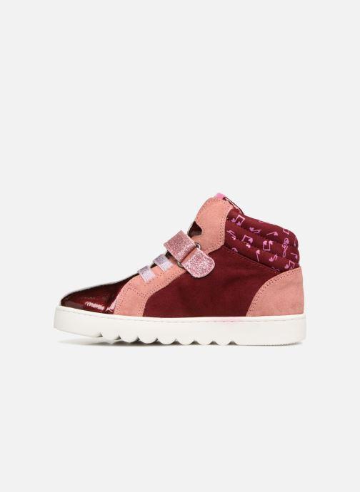 Sneaker Agatha Ruiz de la Prada House rosa ansicht von vorne