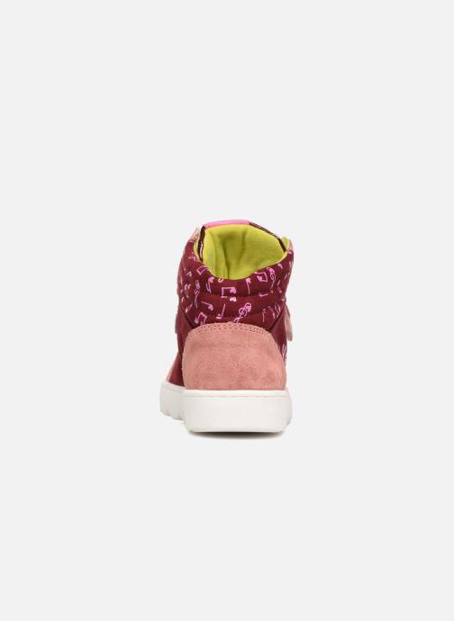 Sneaker Agatha Ruiz de la Prada House rosa ansicht von rechts