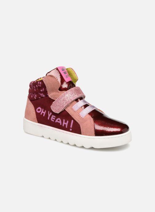 Sneaker Agatha Ruiz de la Prada House rosa detaillierte ansicht/modell
