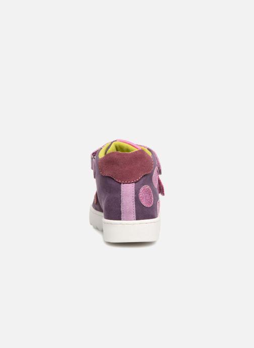 Baskets Agatha Ruiz de la Prada House 2 Violet vue droite