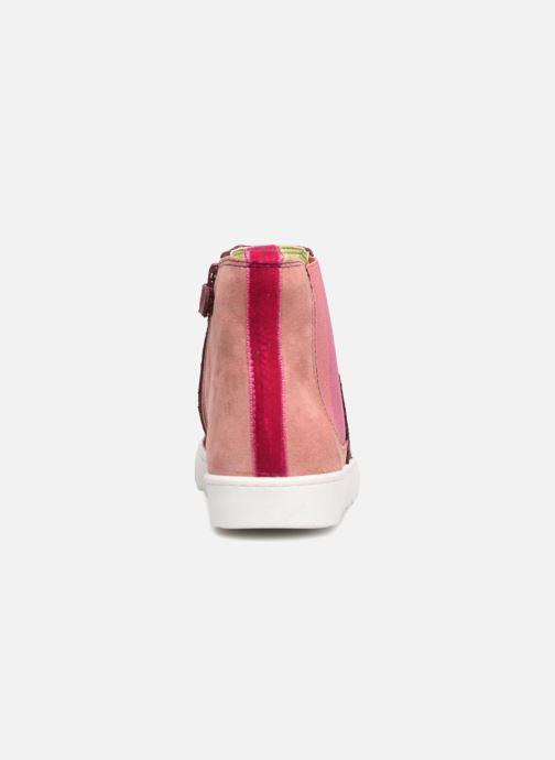 Bottines et boots Agatha Ruiz de la Prada House 3 Rose vue droite