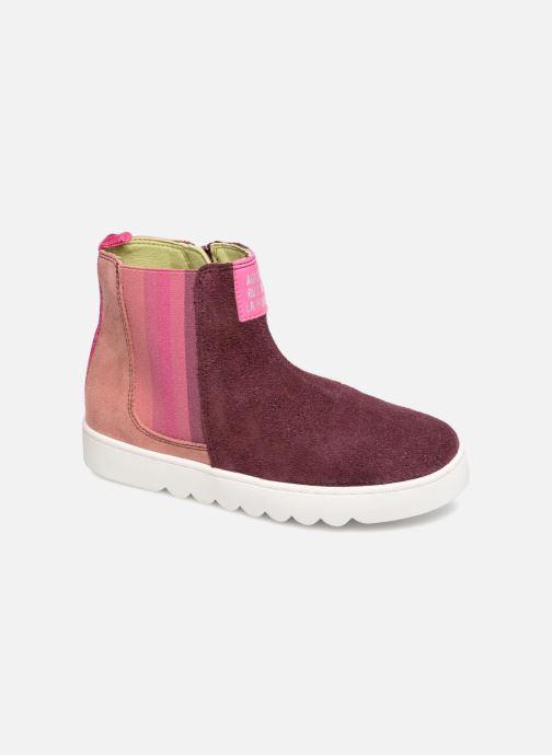 Bottines et boots Agatha Ruiz de la Prada House 3 Rose vue détail/paire