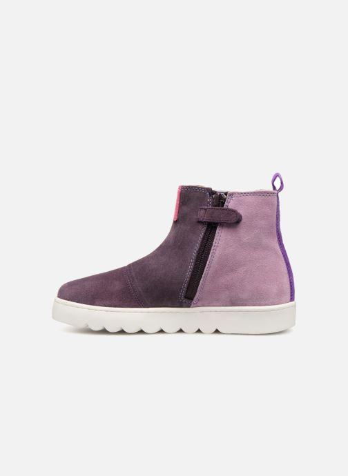 Stiefeletten & Boots Agatha Ruiz de la Prada House 3 lila ansicht von vorne