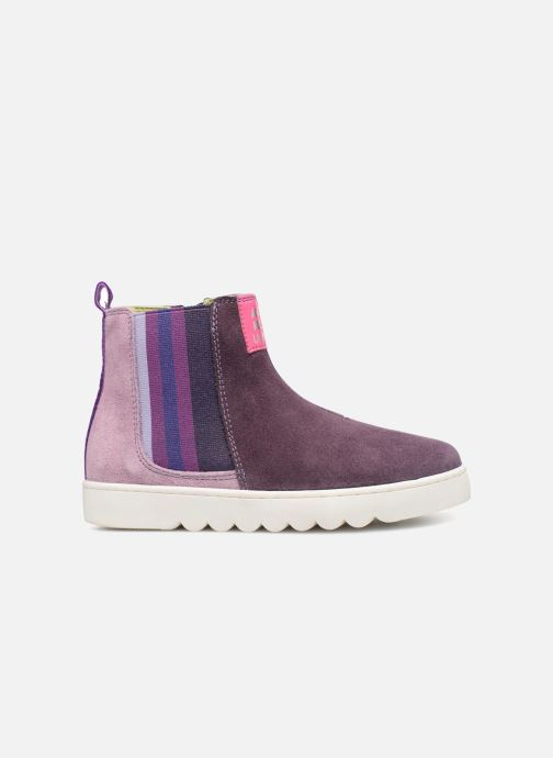Bottines et boots Agatha Ruiz de la Prada House 3 Violet vue derrière