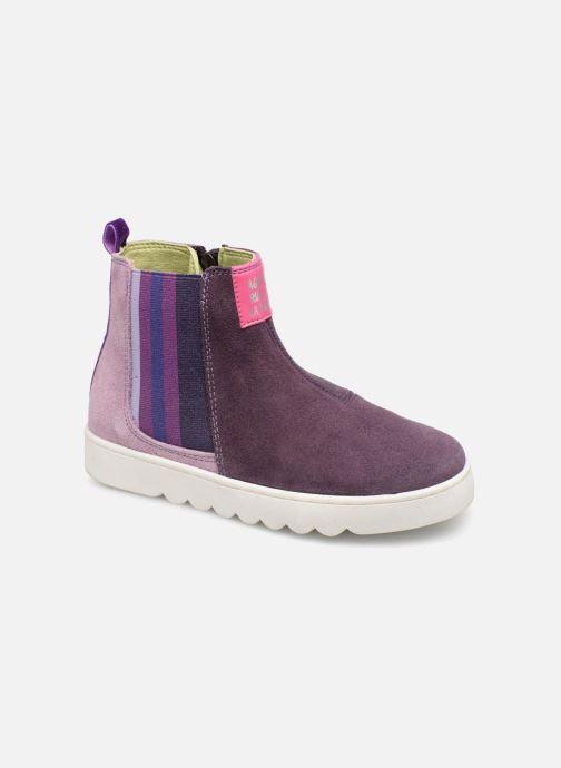 Bottines et boots Agatha Ruiz de la Prada House 3 Violet vue détail/paire
