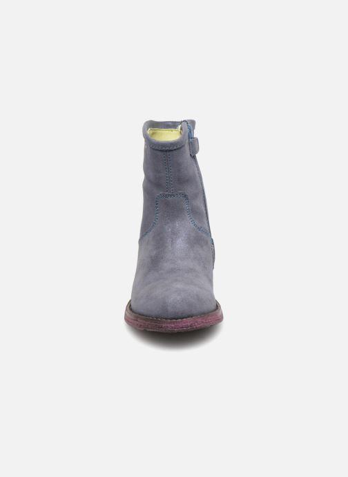Stiefeletten & Boots Agatha Ruiz de la Prada Vagabunda 3 blau schuhe getragen