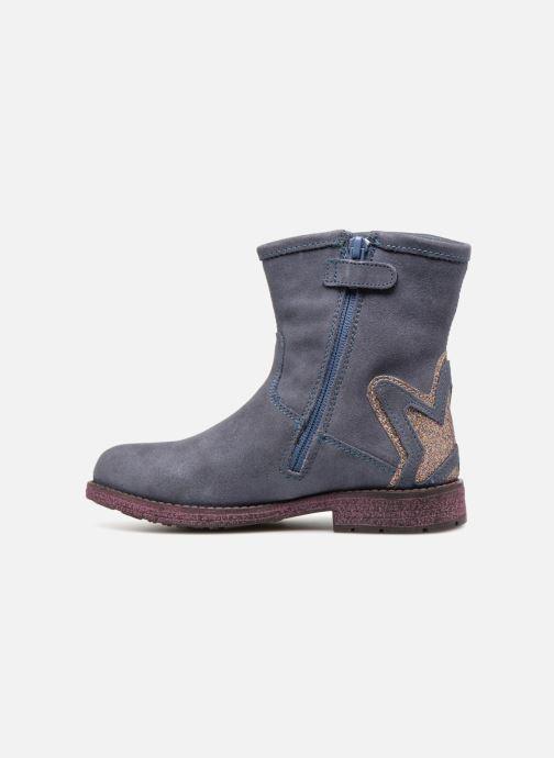 Stiefeletten & Boots Agatha Ruiz de la Prada Vagabunda 3 blau ansicht von vorne
