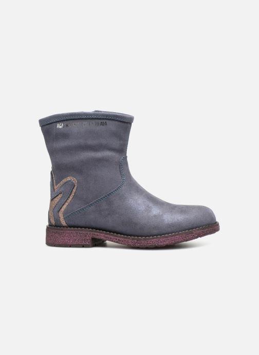 Stiefeletten & Boots Agatha Ruiz de la Prada Vagabunda 3 blau ansicht von hinten