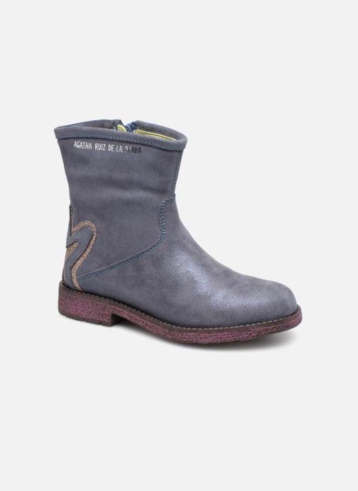 Stiefeletten & Boots Agatha Ruiz de la Prada Vagabunda 3 blau detaillierte ansicht/modell