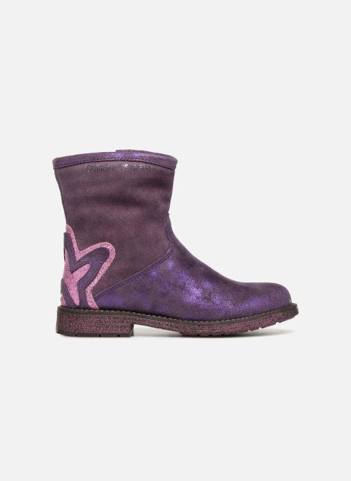 Ankle boots Agatha Ruiz de la Prada Vagabunda 3 Purple back view