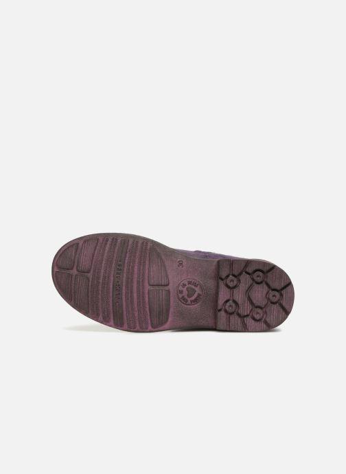 Bottines et boots Agatha Ruiz de la Prada Vagabunda 3 Violet vue haut