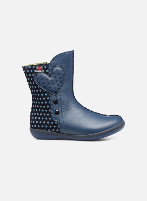 Stiefel Agatha Ruiz de la Prada Butterfly B dots blau ansicht von hinten