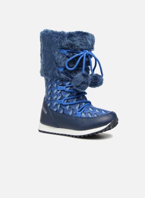 Sport shoes Agatha Ruiz de la Prada Après-Ski Agatha 3 Blue detailed view/ Pair view