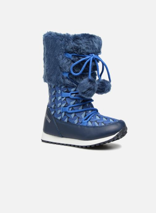 Zapatillas de deporte Agatha Ruiz de la Prada Après-Ski Agatha 3 Azul vista de detalle / par