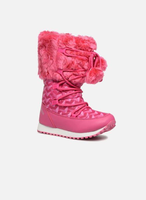Chaussures de sport Agatha Ruiz de la Prada Après-Ski Agatha 3 Rose vue détail/paire