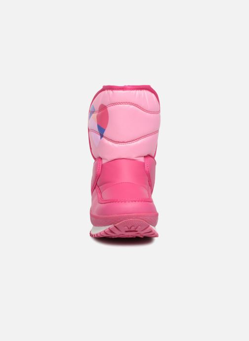 Sport shoes Agatha Ruiz de la Prada Apreski2 Pink model view