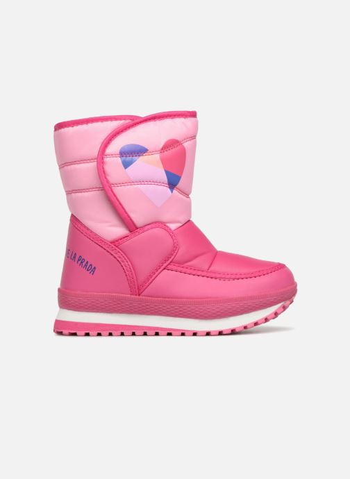 Sport shoes Agatha Ruiz de la Prada Apreski2 Pink back view