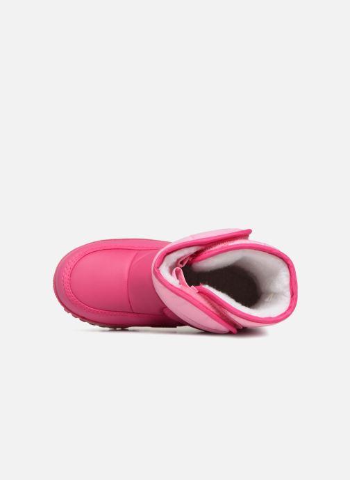 Sportschuhe Agatha Ruiz de la Prada Apreski2 rosa ansicht von links