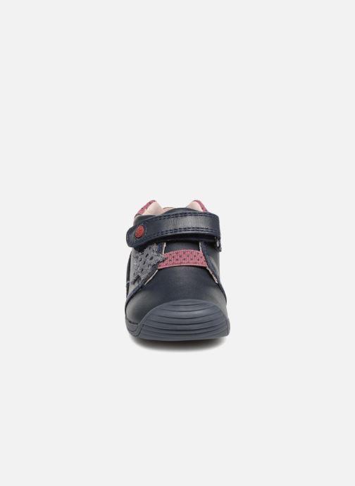 Bottines et boots Biomecanics Estrella Bleu vue portées chaussures