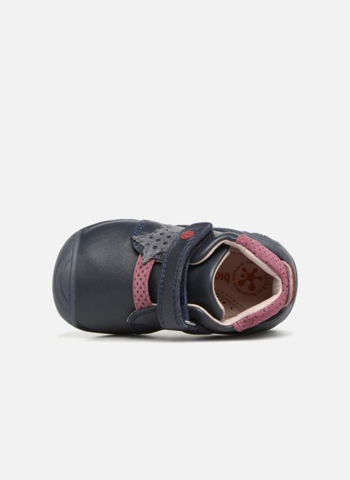 Boots en enkellaarsjes Biomecanics Estrella Blauw links