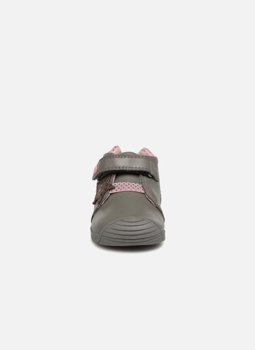Ankle boots Biomecanics Estrella Grey model view