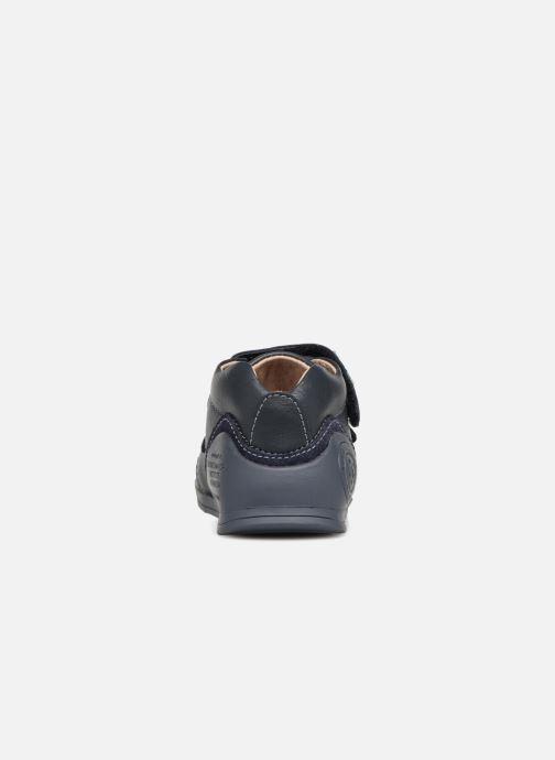 Boots en enkellaarsjes Biomecanics Juanito Blauw rechts