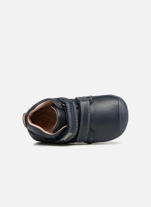Boots en enkellaarsjes Biomecanics Juanito Blauw links