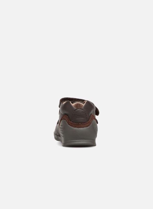 Stiefeletten & Boots Biomecanics Juanito braun ansicht von rechts