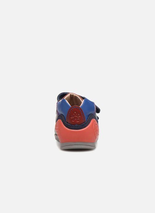 Sneakers Biomecanics Capitan Azzurro immagine destra