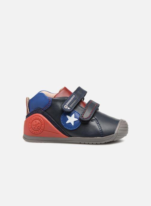 Sneakers Biomecanics Capitan Azzurro immagine posteriore