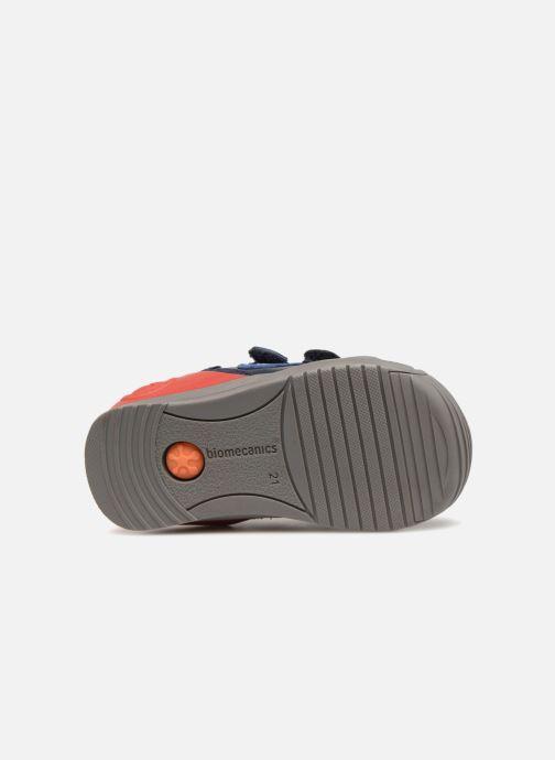 Sneakers Biomecanics Capitan Azzurro immagine dall'alto