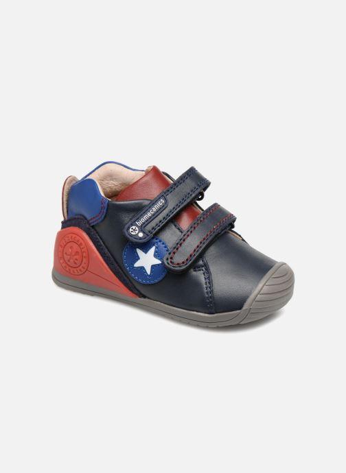 Sneakers Biomecanics Capitan Azzurro vedi dettaglio/paio