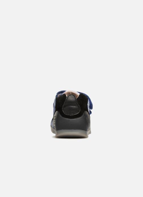 Bottines et boots Biomecanics Esteban Bleu vue droite