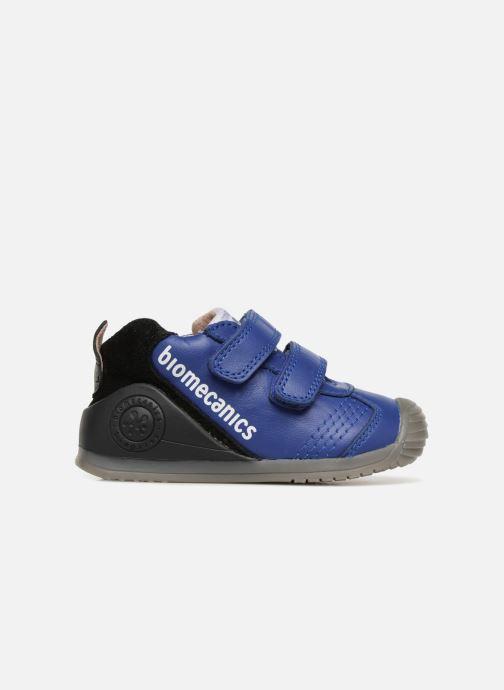 Bottines et boots Biomecanics Esteban Bleu vue derrière