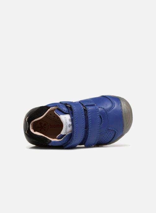 Bottines et boots Biomecanics Esteban Bleu vue gauche